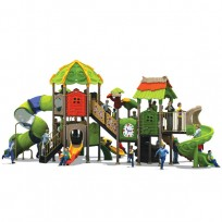 CASTELLO SUPER FORESTA MT. 12,00 X 6,80 X 5,30 (H)