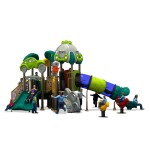 CASTELLO CAR SLIDE MT. 7,20 X 4,80 X 4,20 (H)