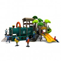 CASTELLO TRAIN MT. 9,20 X 8,30 X 4,60 (H)