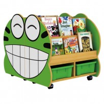 MOBILE LIBRARY FROG CM. 60x78x60 (H)