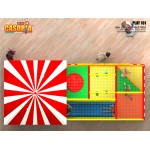 PLAYGROUND PLAY101 CENTER CM 600 x 240 x 270 (H)