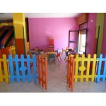 FENCE COLORED CM. 110x5x100 (H)-