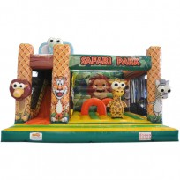 PERCORSO SAFARI PARK MT. 6 X 6 X 5 (H)