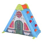 ACTIVITY HOUSE 3 IN 1  CM. 132 X 95 X 104 (H)