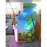 JURASSIC TAI - DIM CM. 80X50X138 (H)