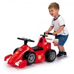 RIDING the FERRARI F1 CM. 69 X 34 X 37 (H)