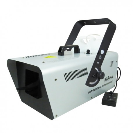 THE MACHINE FOR THE SNOW 1200W