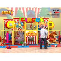 PLAYGROUND PLAY245 CM 600 x 480 x 270 (H)
