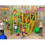PLAYGROUND PLAY021 BABY CM 315 x 330 x 220 (H)