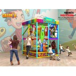 PLAYGROUND PLAY083-G CM 240 X 240 X 270 (H)