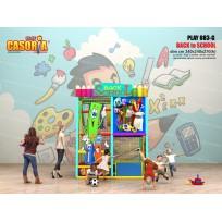 PLAYGROUND PLAY083-G CM 240 X 240 X 270 (H)