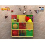 PLAYGROUND PLAY230 CM 360 X 360 X 270 (H)