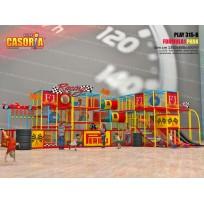"PLAYGROUND ""RACING"" cm 1360 x 800 x 390 (h)"
