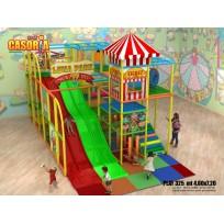 Playground PLAY325 CM 460 X 720 X 450 (h)
