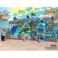 Playground PLAY326 CM 880 x 800 x 350 (h)