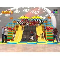 Playground play327 cm 720 x 720 x 390(H)