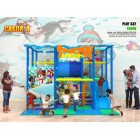 Playground PLAY332  cm 360 x 240 x 270 (h)
