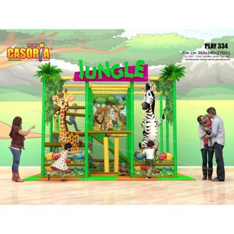 Playground cm 480 x 240 x 270 (h)