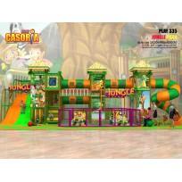 Playground play335 cm 1420 x 900 x 400 (h)