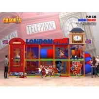 Playground PLAY336 cm 740 x 360 x 270 (h)