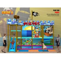 Playground PLAY338 cm 480 x 240 x 270 (h)