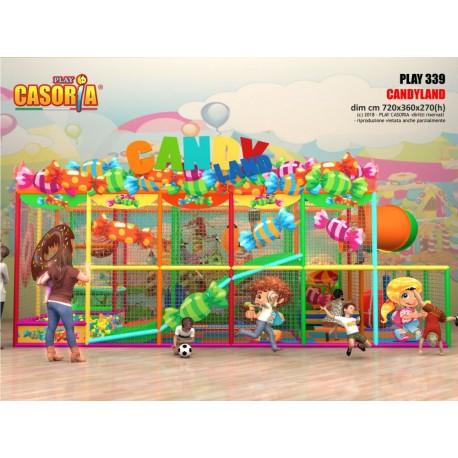 Playground cm 720 x 360 x 270 (h)