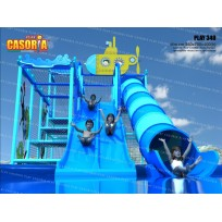 Playground play340 cm 480 x 360 x 390 (h)