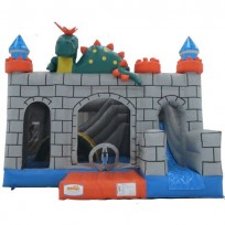 CASTELLO DEL DRAGO MT. 5 X 5  X 4,3 (H)