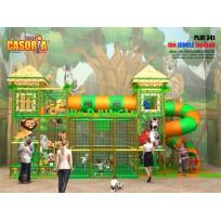 Playground play341 cm 840 x 480 x 390 (h)