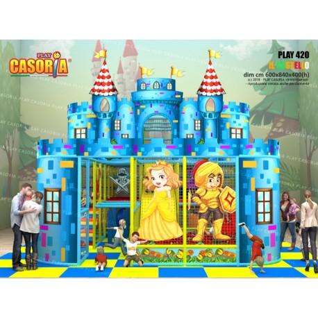 Playground Play420 cm 600x840x400 (h)