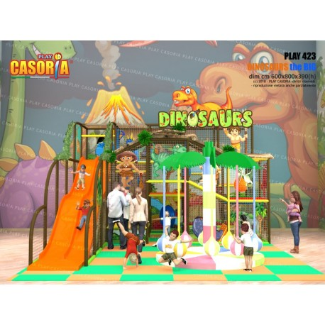Playground Play423 cm 800x480x390 (h)