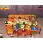 Playground Play425 cm 600x360x270 (h)