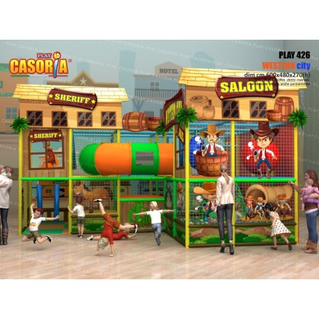 Playground Play426 cm 600x480x270 (h)