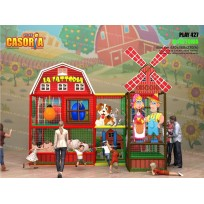 Playground Play427 cm 480x360x270 (h)