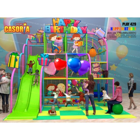 Playground Play429 cm 770x480x400 (h)