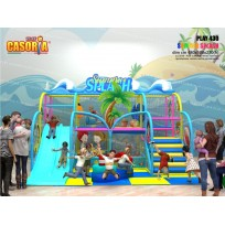 Playground Play430 cm 480x500x270 (h)