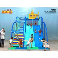 Playground play318 cm 720 x 360 x 390 (h)