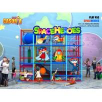 Playground play453 cm 480 x 240 x 400 (h)