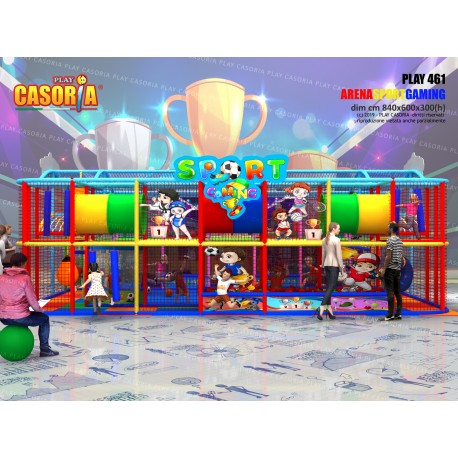 Playground play461 cm 840 x 600 x 300 (h)