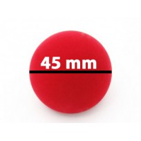 PALLINA IN GOMMA  DIAM 45 MM SCATOLO DA 400 PZ