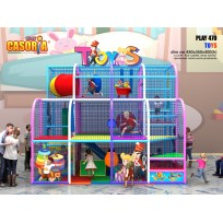 Playground play470 cm 480 x 360 x 400 (h)