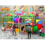 Playground play459 cm 720 x 240 x 270 (h)