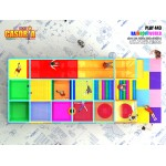Playground play443 cm 800 x 360 x 400 (h)