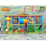 PLAYGROUND PLAY116-L COMPATTO CM 600 X 240 X 270 (H)