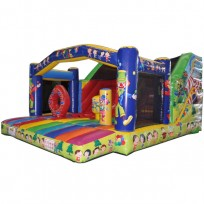 PERCORSO PARTY LAND MT. 5  X 6,10 X 2,9 (H)