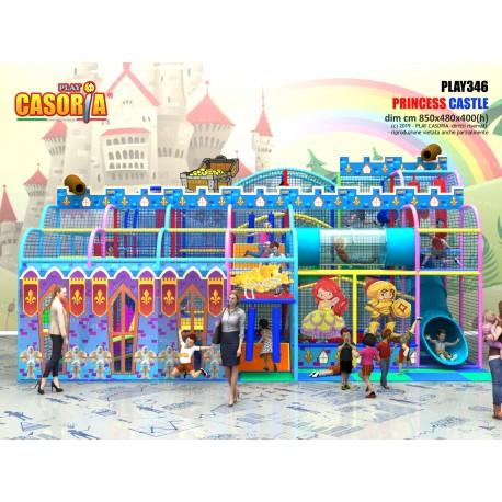 Playground play346 cm 850 x 480 x 400 (h)