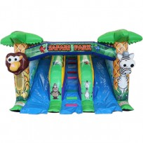 SCIVOLO JUNGLE MT. 4,5 X 4,5 X 2,8 (H)