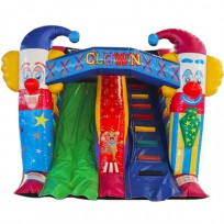 SCIVOLO SMART CLOWN MT. 3,2 X 4,5 X 2,8 (H)
