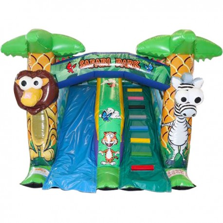 SCIVOLO SMART JUNGLE MT. 3,2 X 4,5 X 2,8 (H)