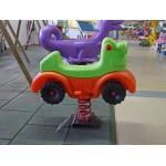 GIOCO A MOLLA MOTOR CAR  DIM CM. 105 X 41 X 60 (H)